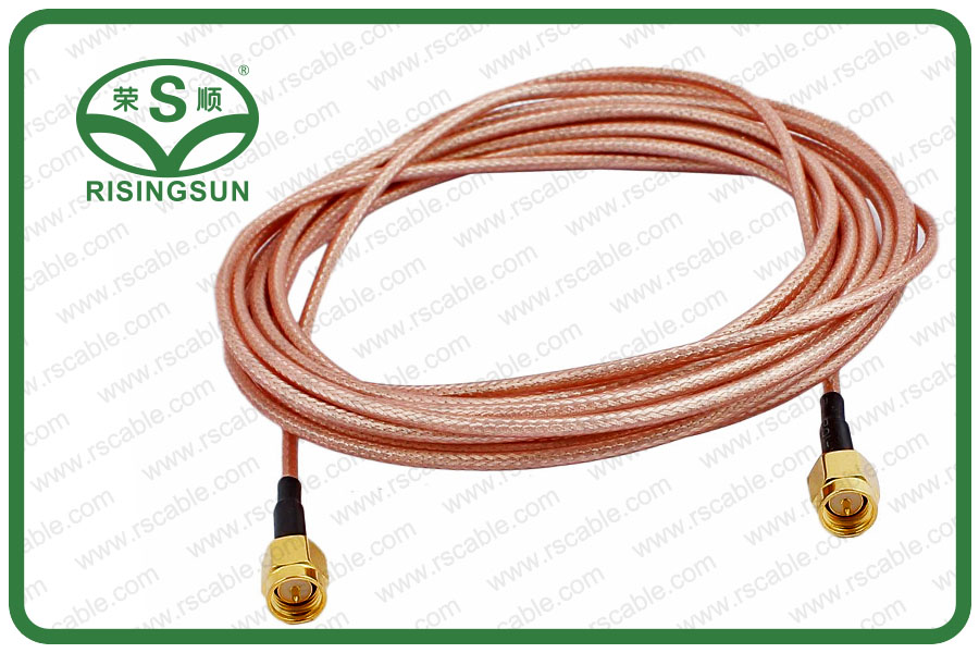 RG316 Coaxial Cable With SMA Male to SMA Male