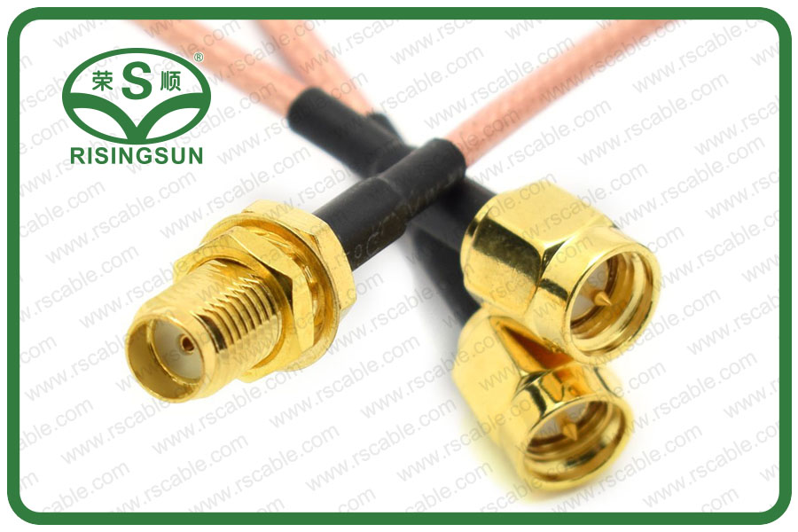 RG316 Coaxial Cable With SMA Male to SMA Female
