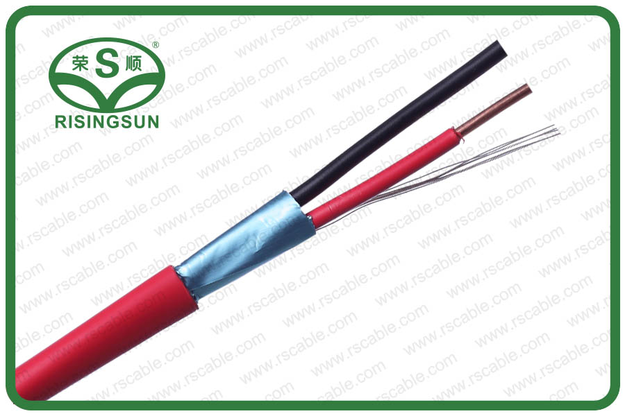 Shielded Fire Alarm Cable