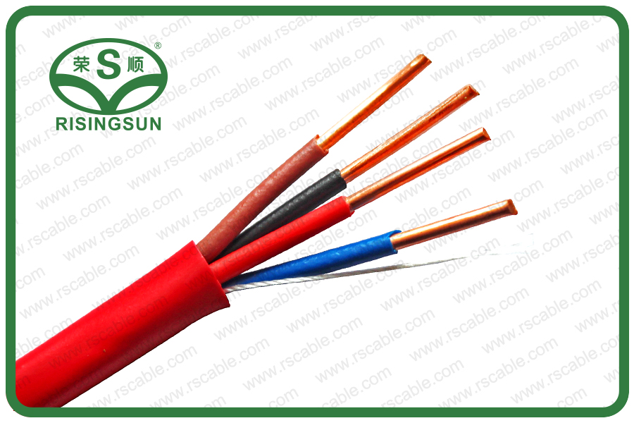 Unshielded Fire Alarm Cable