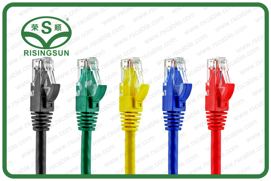 CAT6 Ethernet Network Patch Cable Snagless RJ45 Connector