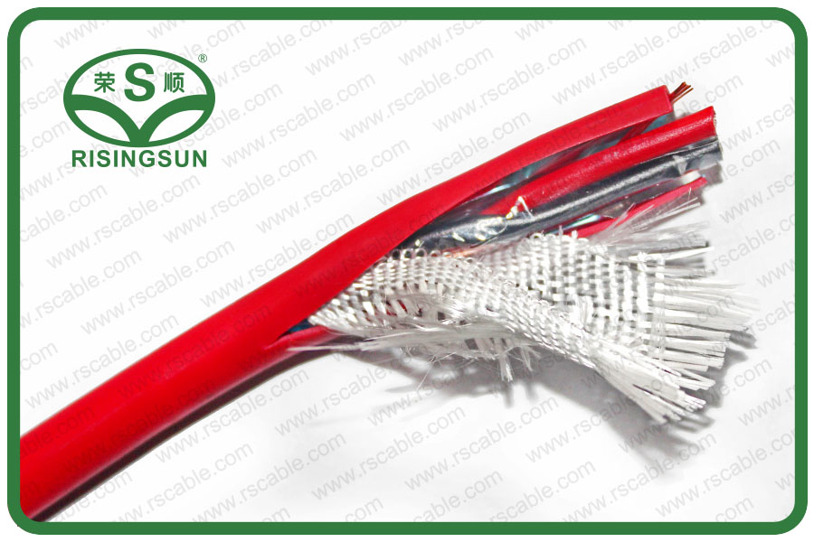 Fire Resistant Fire Alarm Cable
