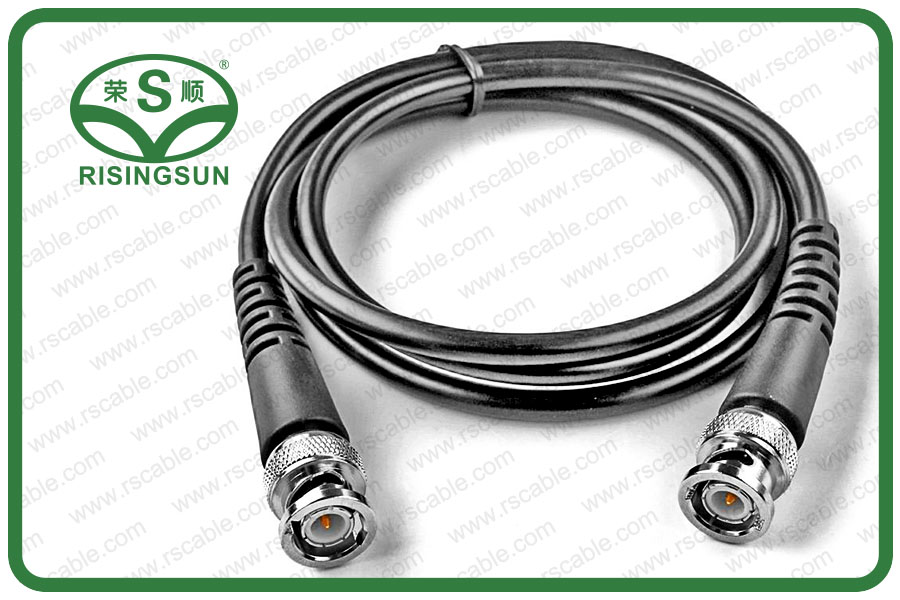RG58 Coaxial Cable With BNC Male to BNC Male
