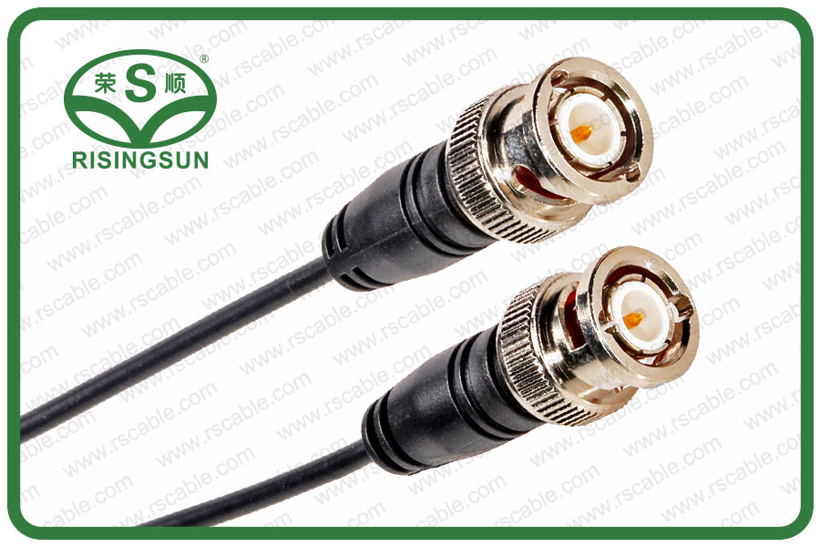 RG174 Coaxial Cable With BNC Male to BNC Male