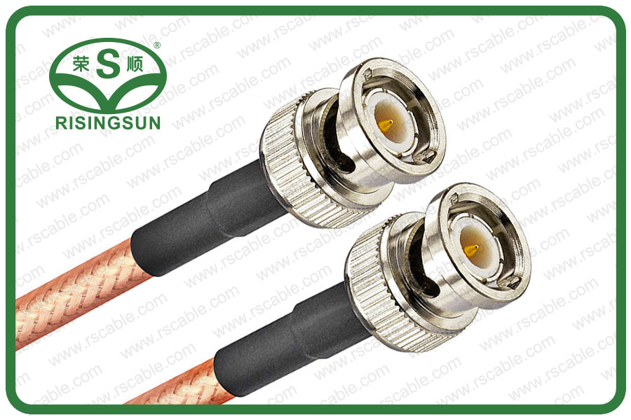 RG400 Coaxial Cable With BNC Male to BNC Male