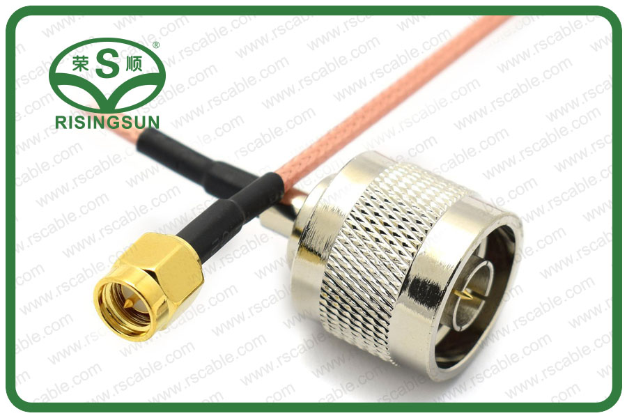 RG316 Coaxial Cable With SMA Male to N Male