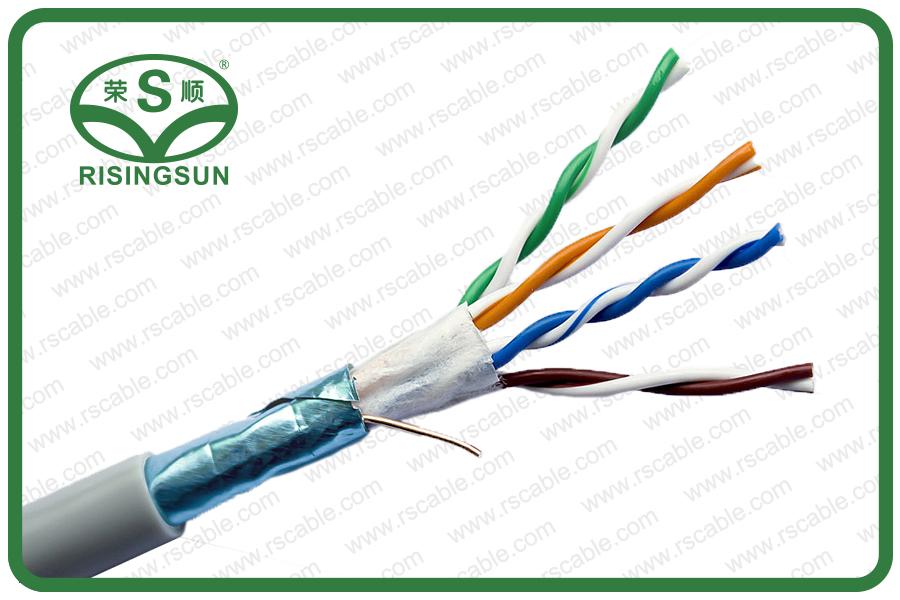 CAT5E-FTP- 4Pairs-PVC