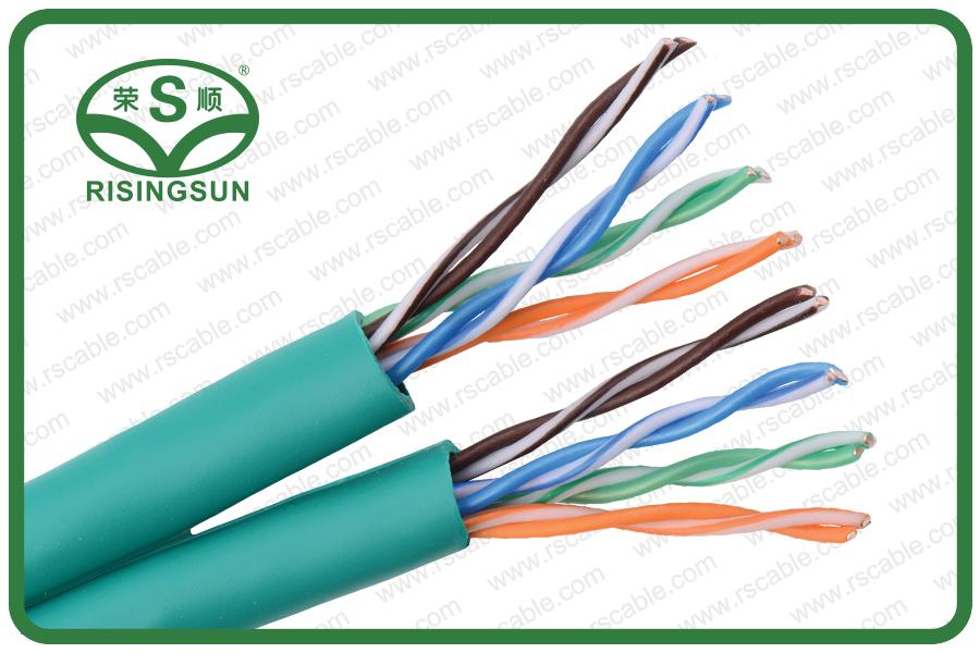 DUPLEX-CAT5E-UTP-4Pairs-PVC