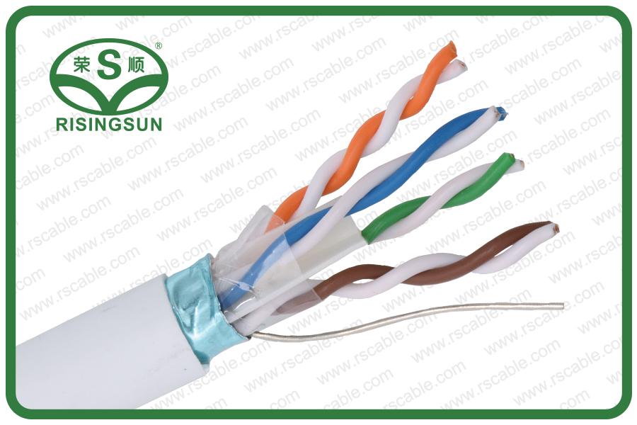 CAT6-FTP- 4Pairs-PVC