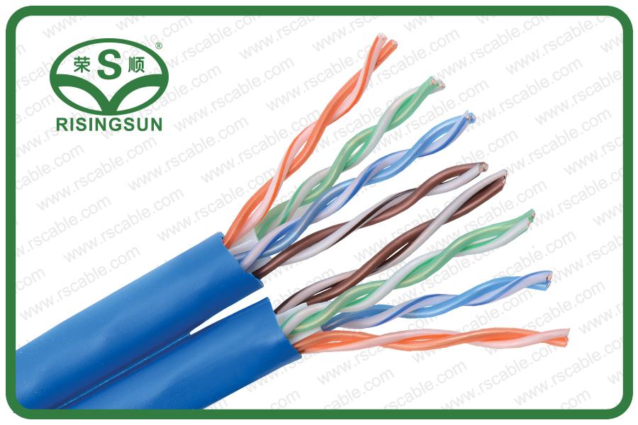 DUPLEX-CAT6-UTP-4Pairs-PVC