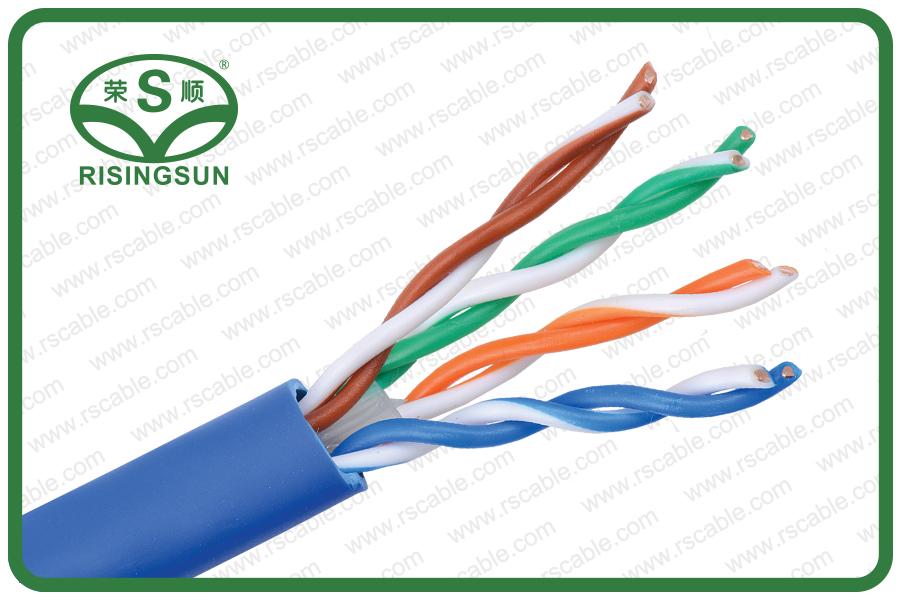CAT6-UTP-4Pairs-PVC