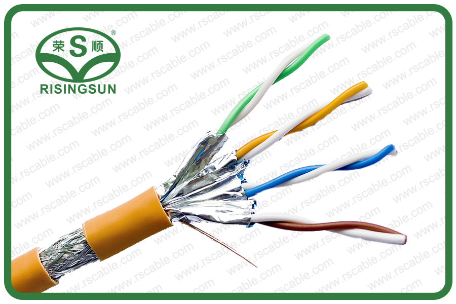 SFTP CAT7 4P-LSZH-TC40