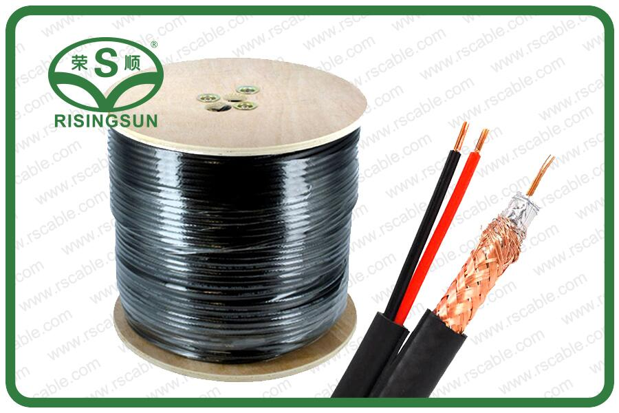 RG59+2C 18AWG CCTV Cable