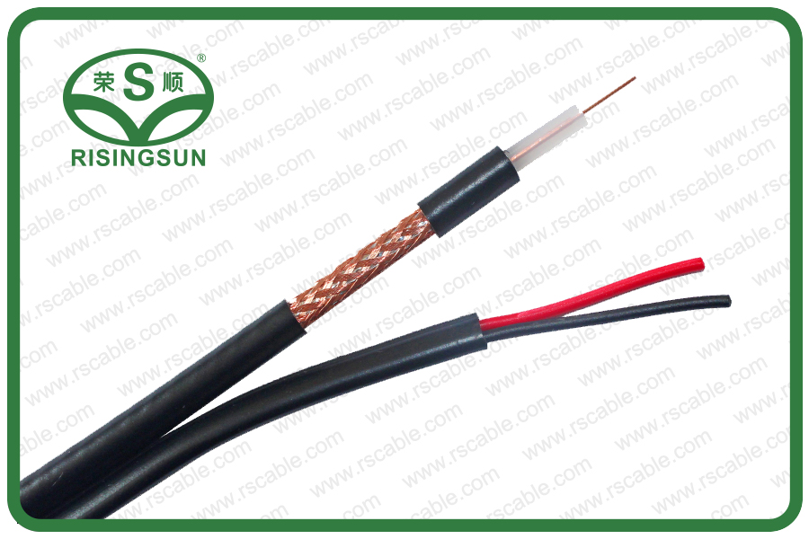 RG59BU+2C CCTV Cable