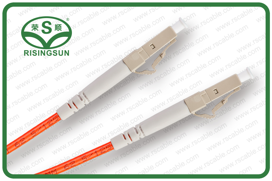 LC Simplex Patch Cable