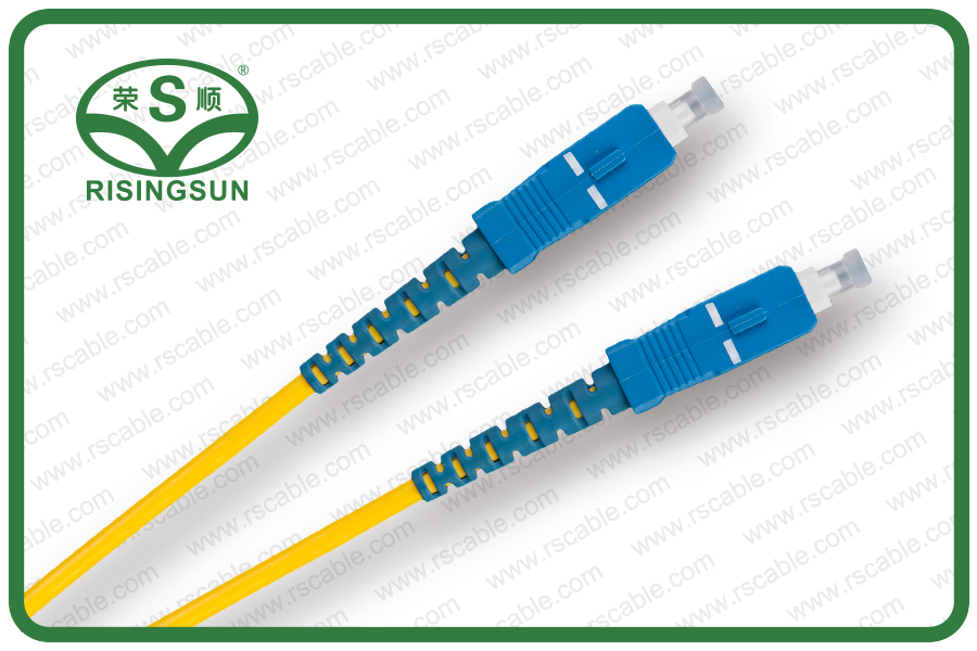 SC Simplex Patch Cable