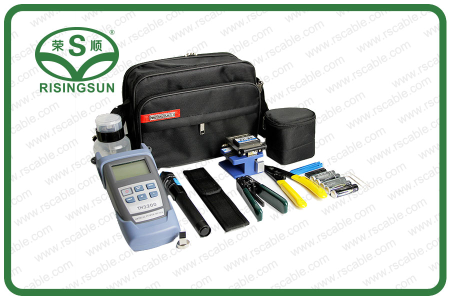 Fiber Optic FTTH ToolKit