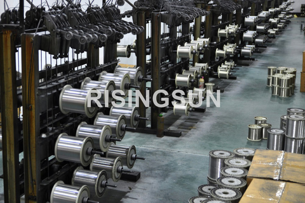 Wire-Combing-Machine