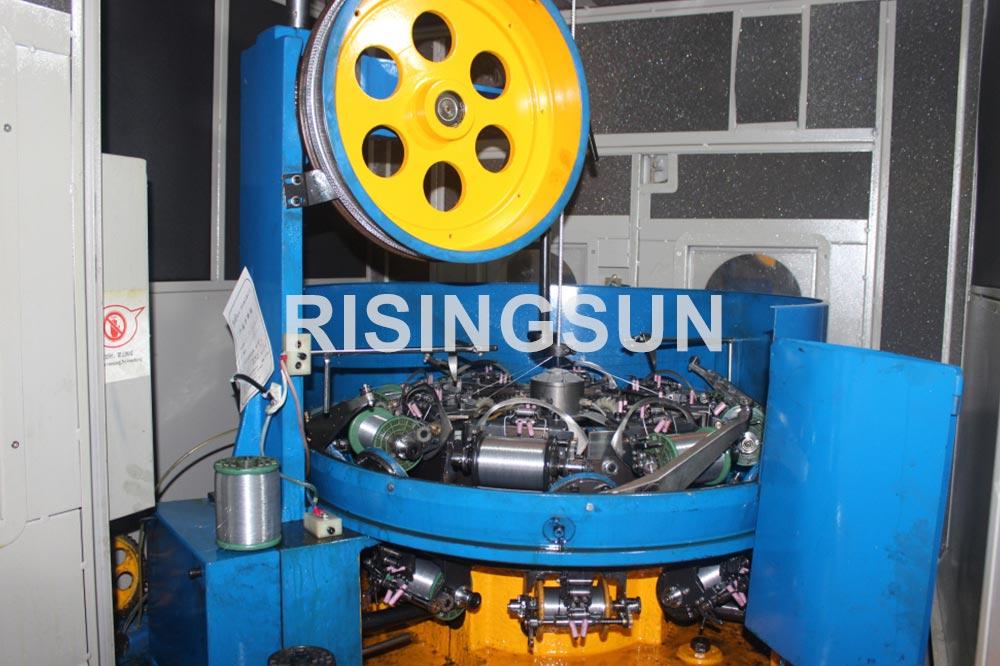 High-Speed-Braiding-Machine